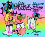 [CLOSES TONIGHT][WARPED TOUR] by SLOBGODD