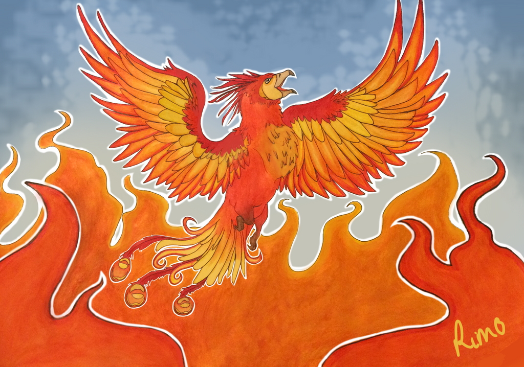 Harry potter phoenix gift art by dance of the flames on deviantart harry potter phoenix gift art by dance of the flames voltagebd Gallery