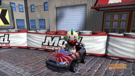 Kamikaze, American Kart by StarmanPhantom