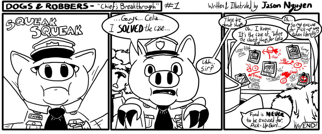 [COMIC] - DR #01 - 'Chief's Breakthrough' by StarmanPhantom
