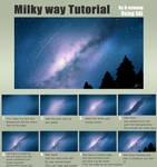 Tutorial : Milky way