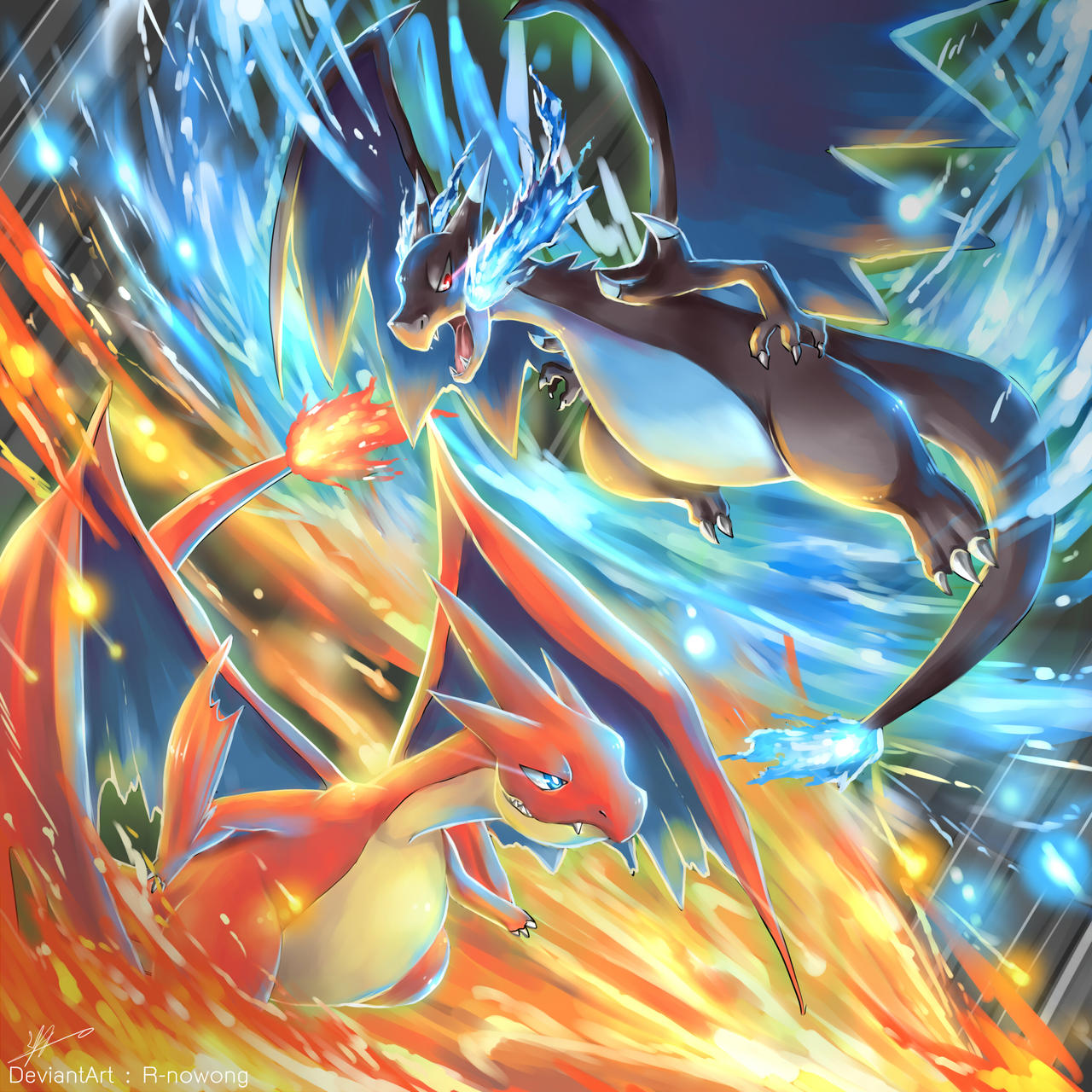 Image Result For Charizard Y Team