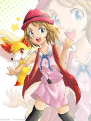 Pokemon : Serena!