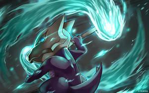 Pokemon : Alola Marowak by R-nowong