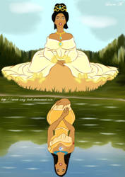 Between 2 worlds by Sweet-Amy-Leah