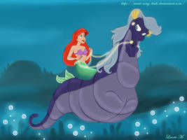 Ariel and Stormy