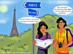 Disney Tourists - France