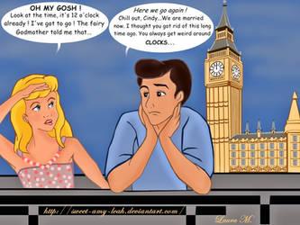 Disney Tourists - England by Sweet-Amy-Leah