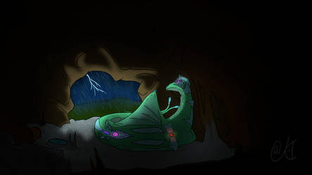 Light of the Crystal Cavern