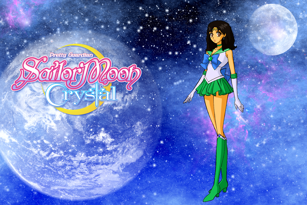 Sailor Moon Crystal Codename Sailor Earth by KorianderBullard
