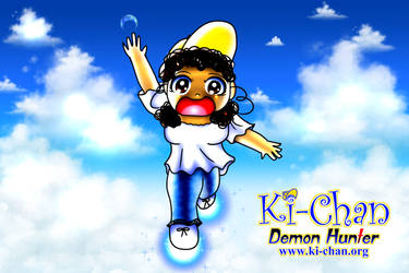 Chibi Cloud Ki-Chan by KorianderBullard