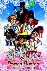 Ki-Chan: Demon Hunter: Sailor Ki-Chan? by KorianderBullard