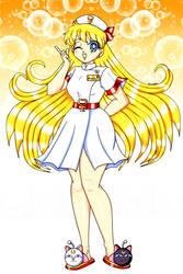 Nurse Minako (Nurse Venus) by KorianderBullard