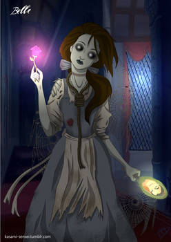 Twisted Belle