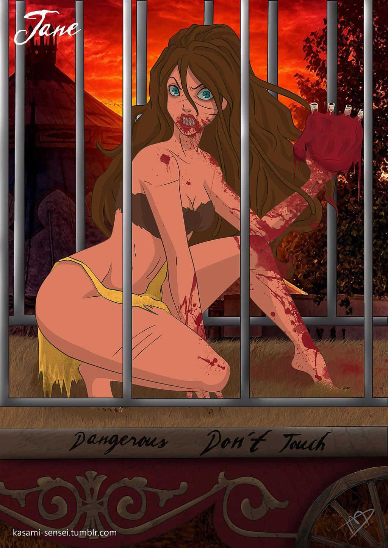 Twisted Jane by Kasami-Sensei