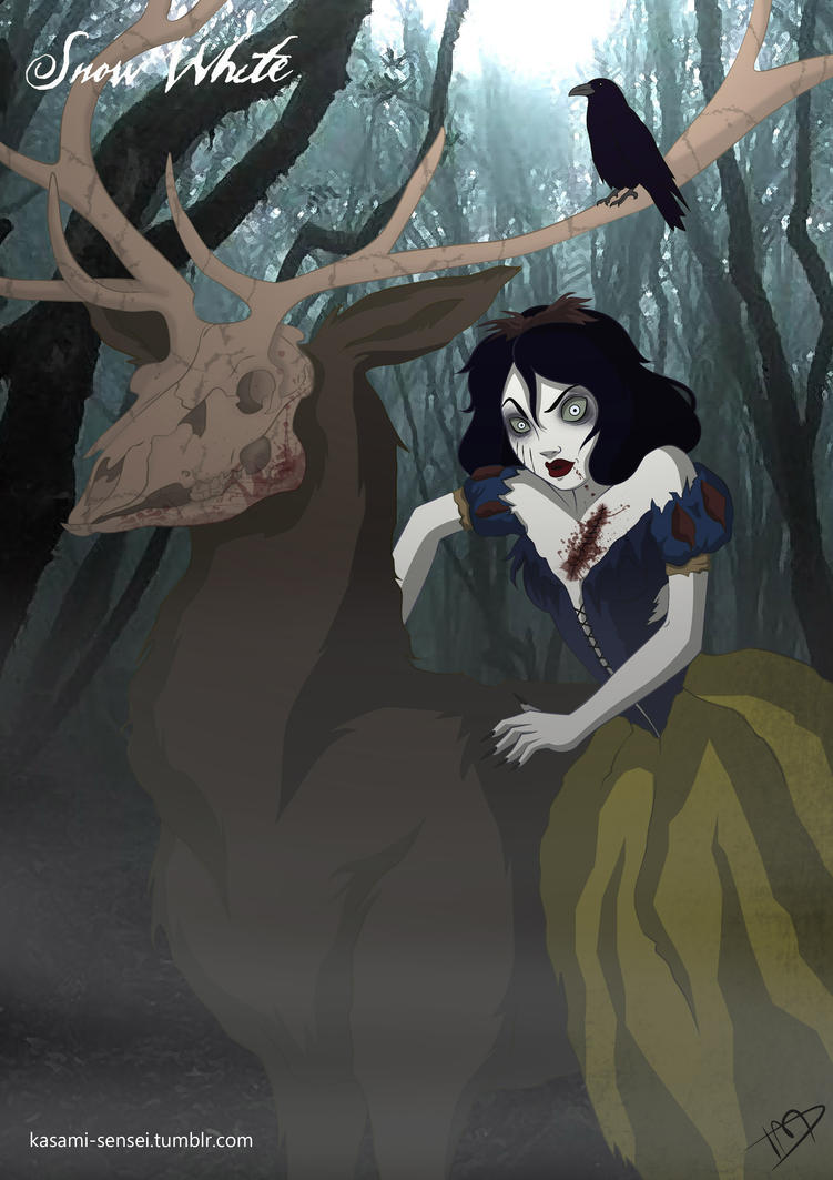 Twisted Snow White by Kasami-Sensei