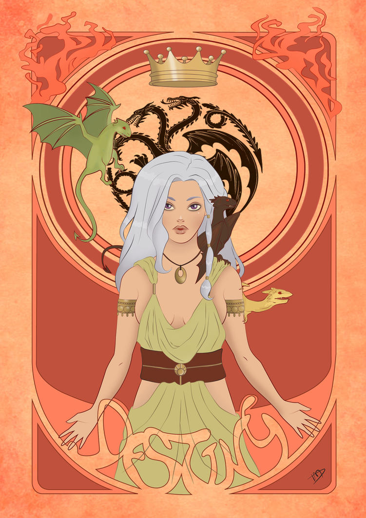 Mother of dragons poker