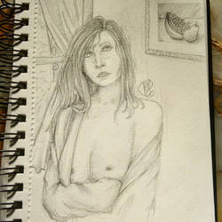 practice of semi-realism UwU by CotyLara