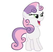 Sweetie Belle has an Evil Plan by FreeFraQ