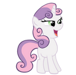 Sweetie Belle has an Evil Plan