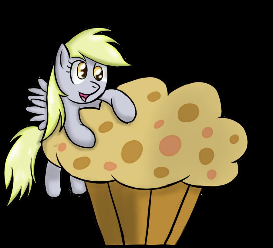 Big muffin. by FreeFraQ