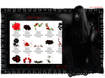 Rose PNG Pack  - by Capricho_SweetIvi by SweetIvi