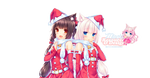 [RENDER #04] Chocola and Vanilla by MI0CHI