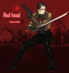 Re-Red hood by Operapink