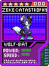 Zeke's EmerlCard by ZoneAeris