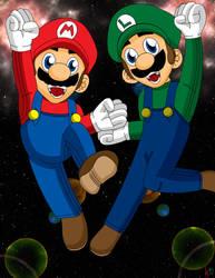 The Super Mario Bros.