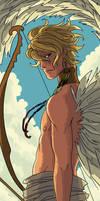 Cupid Boy when we touch I'm in heaveeeeen