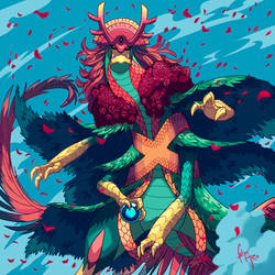 Dragon of Sant Jordi by FelipeJiRo