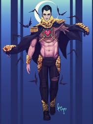 Clod the Vampire by FelipeJiRo
