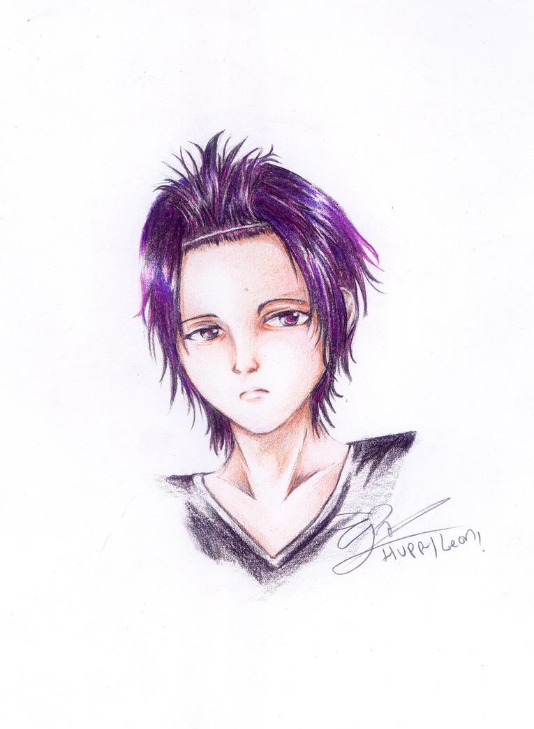 Ayato by huppyleon