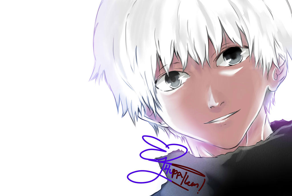 Kaneki ken by huppyleon