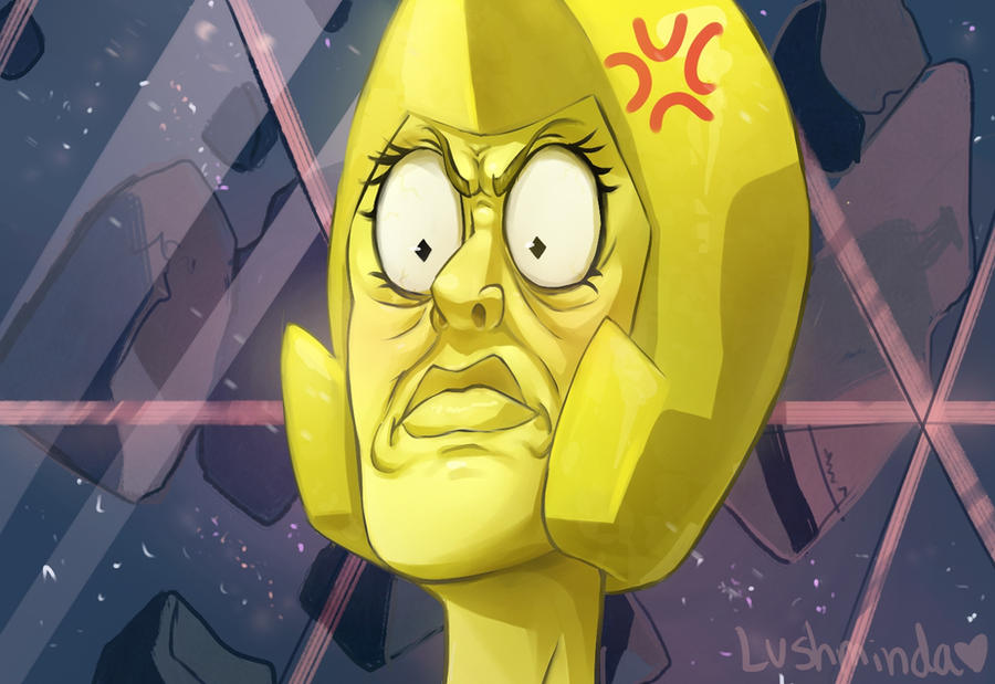 Yellow Diamond The Clod
