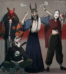 Yokai Gang