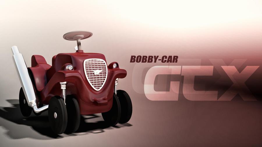 Bobby-Car GTX by HannesDreyer