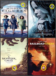 Pupdup voting for best movies jan 2017 by aayun