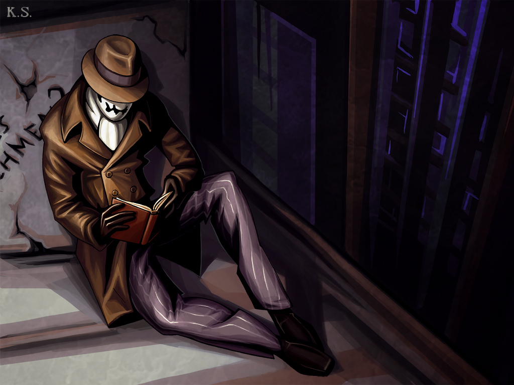 Rorschach - wallpaper size by spanielf