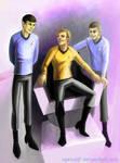 Star Trek: Enterprise bridge