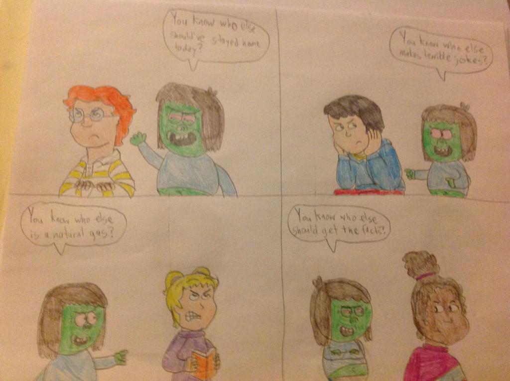 Muscle Man meets Magic School Bus pt 1 by hmcvirgo92