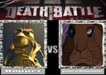 Death Battle: Hopper vs General Woundwort by hmcvirgo92