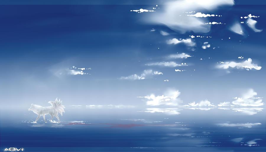 Sky. by Assovi
