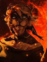 Born to burn by Assovi-Major