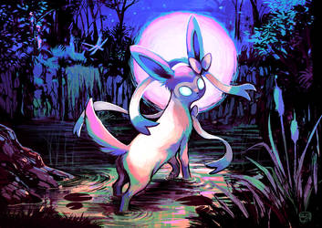 Sylveon by RadonKalmor