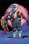 super girl and b 9 by renemicheletti colors RGB 36