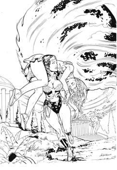 Wonder woman #96