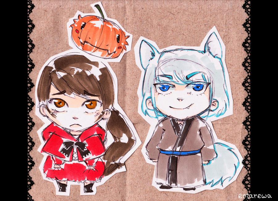 Happy Halloween! by eniarewa