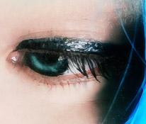 Blue Eye - Miku by meipikachu